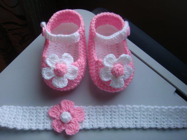 sapatinhos de bebe de croche - Pesquisa Google