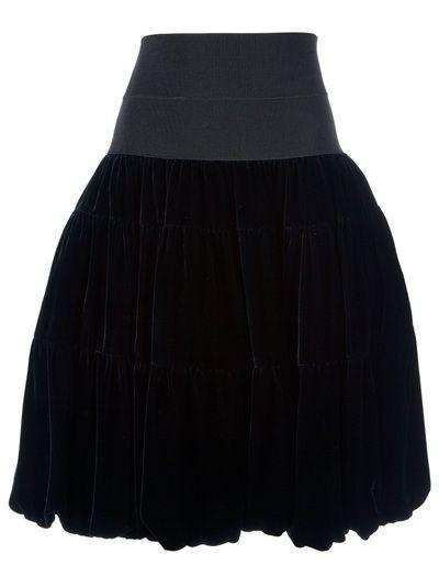 GIORGIO ARMANI Balloon Skirt