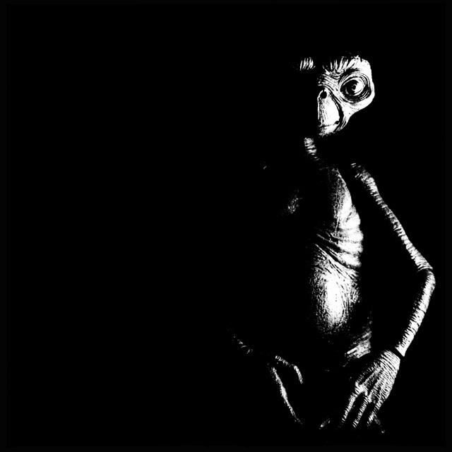E.T. in shadow