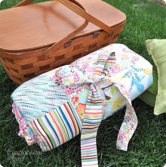 Picnic blanket...awesome!