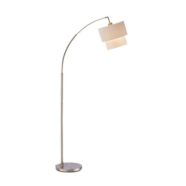 Cheyenne arc lamp 3 way 150 90 living room for Arc floor lamp stand