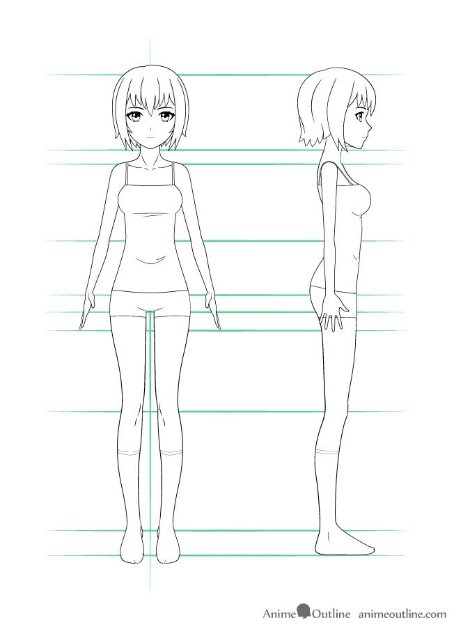 Pin Em How To Draw People Manga And Anime
