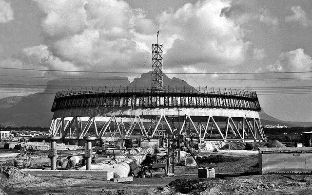 Athlone power station - 1958
