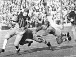 It was New Year's Day in 1926 and the Alabama Crimson Tide was headed to the Rose Bowl, marking the first time any southern college football team would play in Pasadena, or in any bowl game.