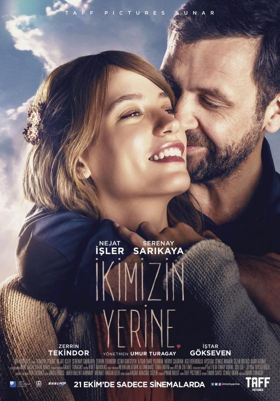 Serenay Sarıkaya ve Nejat işlerin başrol oynadığı romantik aşk filmi 21 ekim 2016 tarihinde vizyona giriyor. #ikimizinyerine #izle ikimizin yerine 2016 hd izle sizlerle.