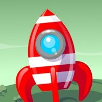 Quick Tip: How to create a cartoon rocketship with Inkscape.
