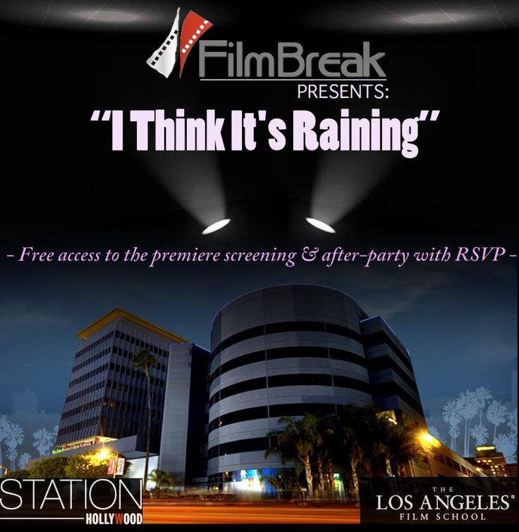 I Think It's Raining Screening #Raleigh #raleighstudios #indie #romantic - https://store.sonyentertainmentnetwork.com/#!/en-us/movies/i-think-it's-raining/cid=UV0114-NPVA75089_CN-0000000000193972