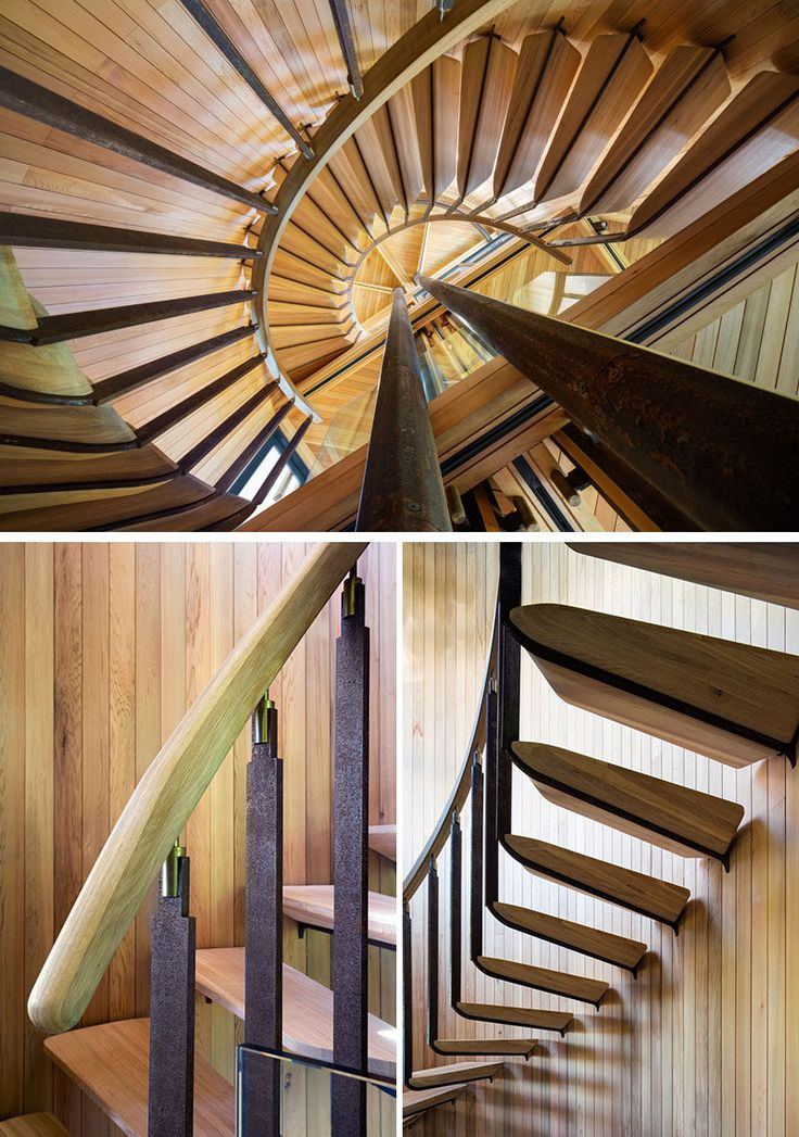 best 25 wood handrail ideas on pinterest e m stairs and. Black Bedroom Furniture Sets. Home Design Ideas