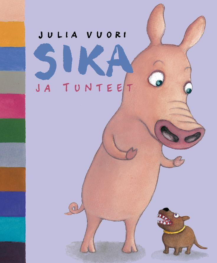 Title: Sika ja tunteet   Author: Julia Vuori