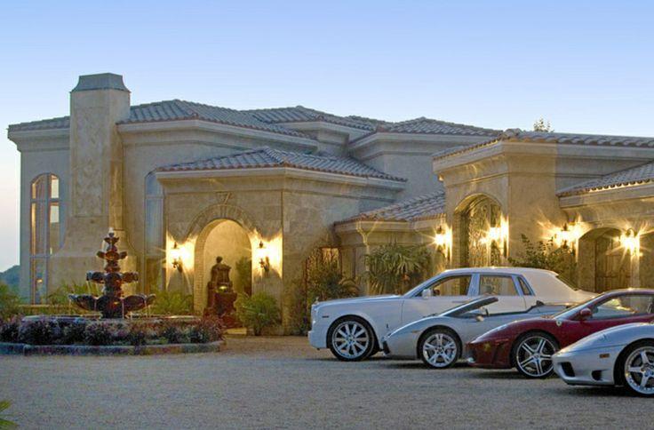 Car Real Estate: Luxury Vehicle