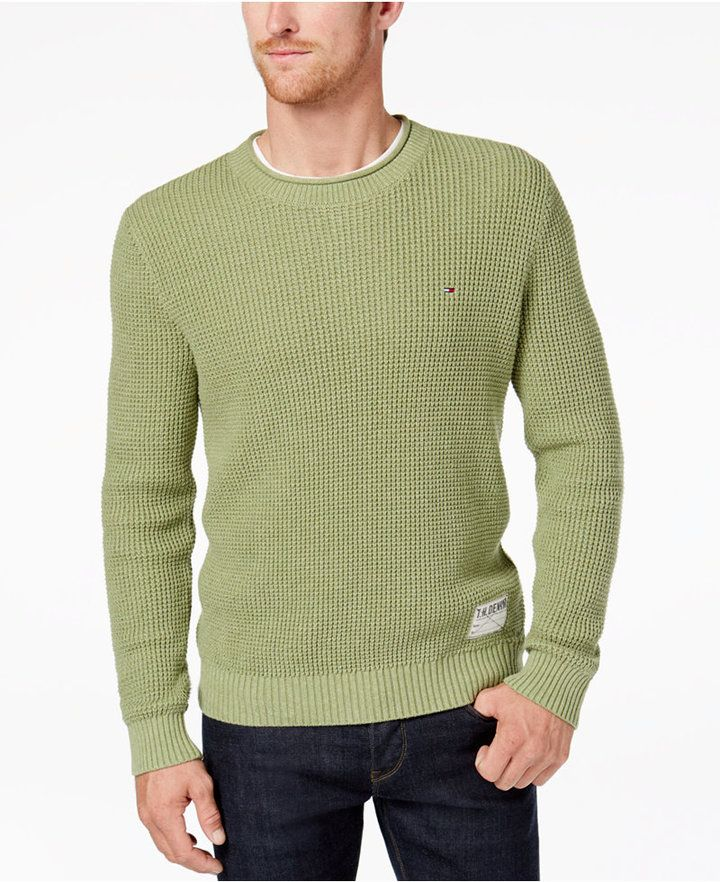 Tommy Hilfiger Men's Roll-Neck Sweater
