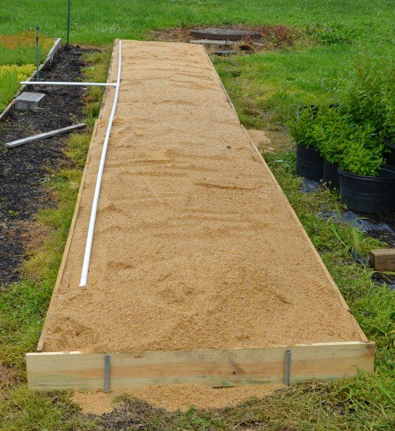 How to Build a Plant Propagation Bed for Rooting Cuttings.