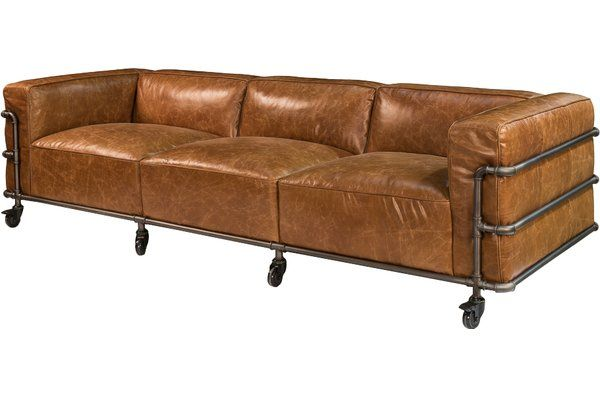 You Ll Love The Antwerp Couch Leather Sofa At Perigold Enjoy White Glove Delivery On Large Items Leather Sofa Tan Leather Armchair Sofa Deals