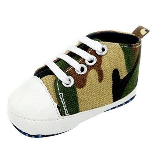 Oferta: 2.49€. Comprar Ofertas de Zapatos para bebé, Culater Patucos de Colorido Niñas Niños 0~18 meses (6~12 Meses, Camuflaje) barato. ¡Mira las ofertas!