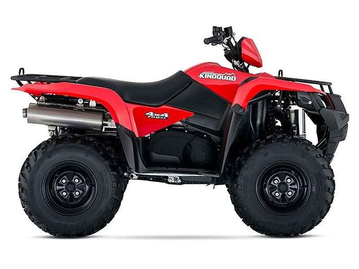 New 2016 Suzuki KingQuad 750AXi Power Steering ATVs For Sale in Missouri. 2016 Suzuki KingQuad 750AXi Power Steering, Three decades of ATV manufacturing experience has led to the KingQuad 750 AXi Power Steering, Suzuki's most powerful and technologically advanced ATV. Abundant torque developed by the 722cc fuel-injected engine gives the KingQuad the get up and go that's a must-have for Utility Sport ATVs. The advanced Power Steering feature provides responsive handling, and the easiest…