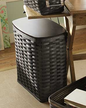 Pretty Laundry Baskets Inspiration 74 Best Laundry Basket Images On Pinterest  Laundry Baskets Design Ideas