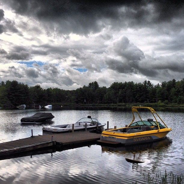 Bala, Ontario. #bushsportscenter #wakeboarding #projectadventure