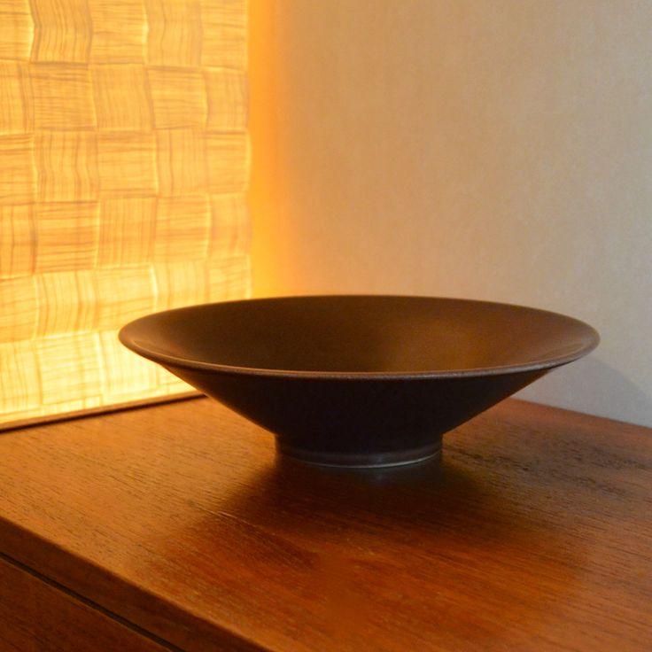 Probably, Nils Thorsson, Aluminia Bremerholm, Denmark.  European - Scandinavian - Pottery - ceramics - mid centery - bowl