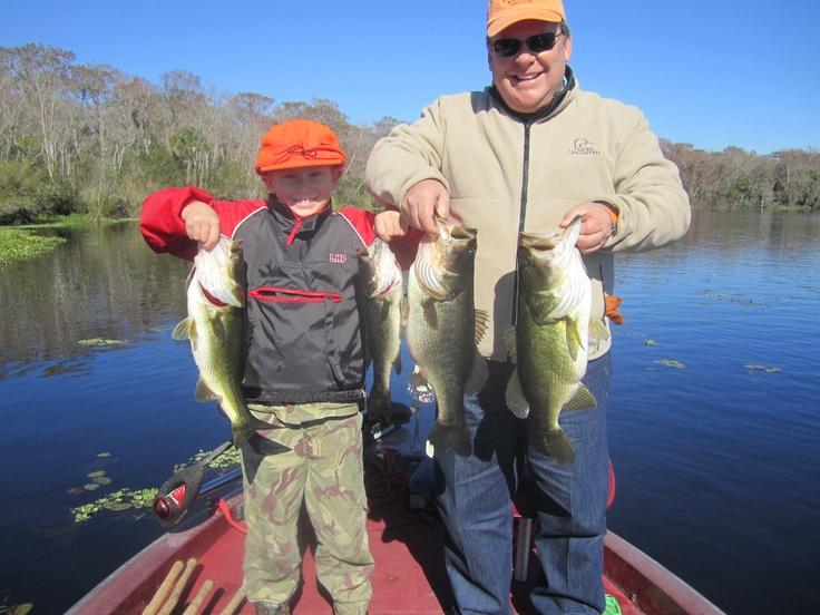 10 best speckled perch images on pinterest crappie for Bass fishing guides orlando fl