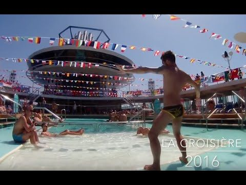 cool Pullmantur Sovereing - La Demence - The Cruise 2016 (The Comprehensive Motion picture) Homosexual Restricted version.