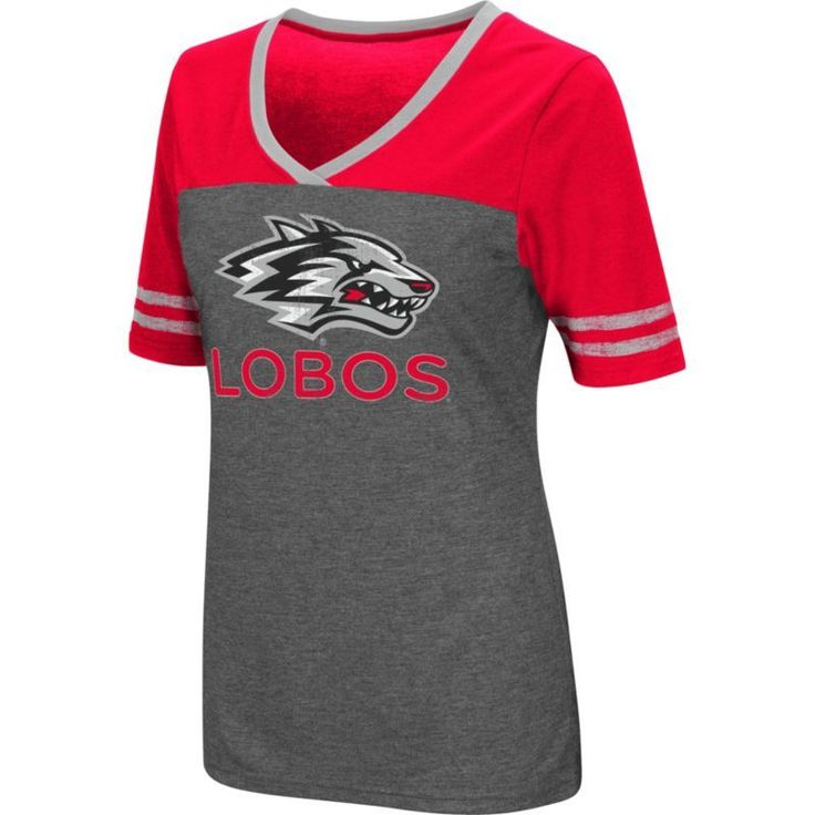 Colosseum Women's New Mexico State Aggies Grey McTwist Jersey T-Shirt, Size: Medium, Team https://www.fanprint.com/stores/american-dad?ref=5750
