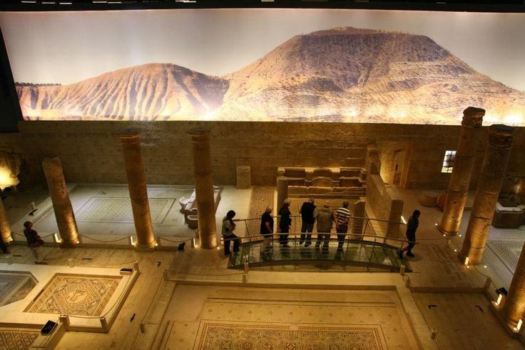 #travel #city #turkey #gaziantep #zeugma #mosaic #museum