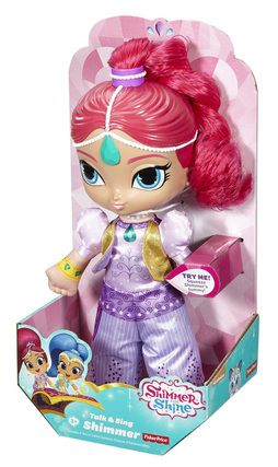 Shimmer and Shine Dolls Just Released at Fisher-Price Store