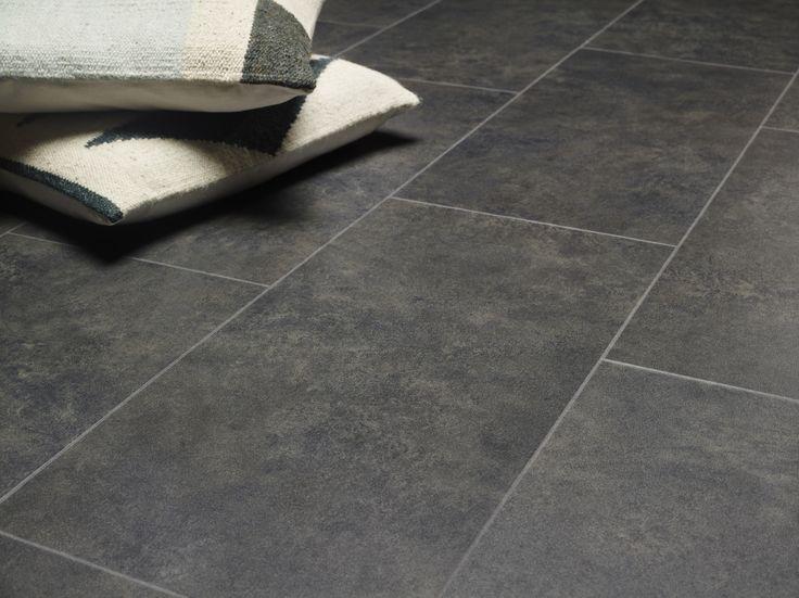 Betonlook Pvc Tegels : Pvc vloer antraciet pvc vloeren enschede nieuw kunstof vloeren