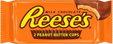 Reese'sのピーナッツバターカップ アメリカでは大定番!最近でたミニサイズも可愛いー