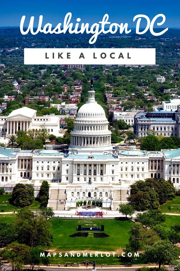 Best  Map Of Washington Dc Ideas On Pinterest - Washington dc mall map pdf