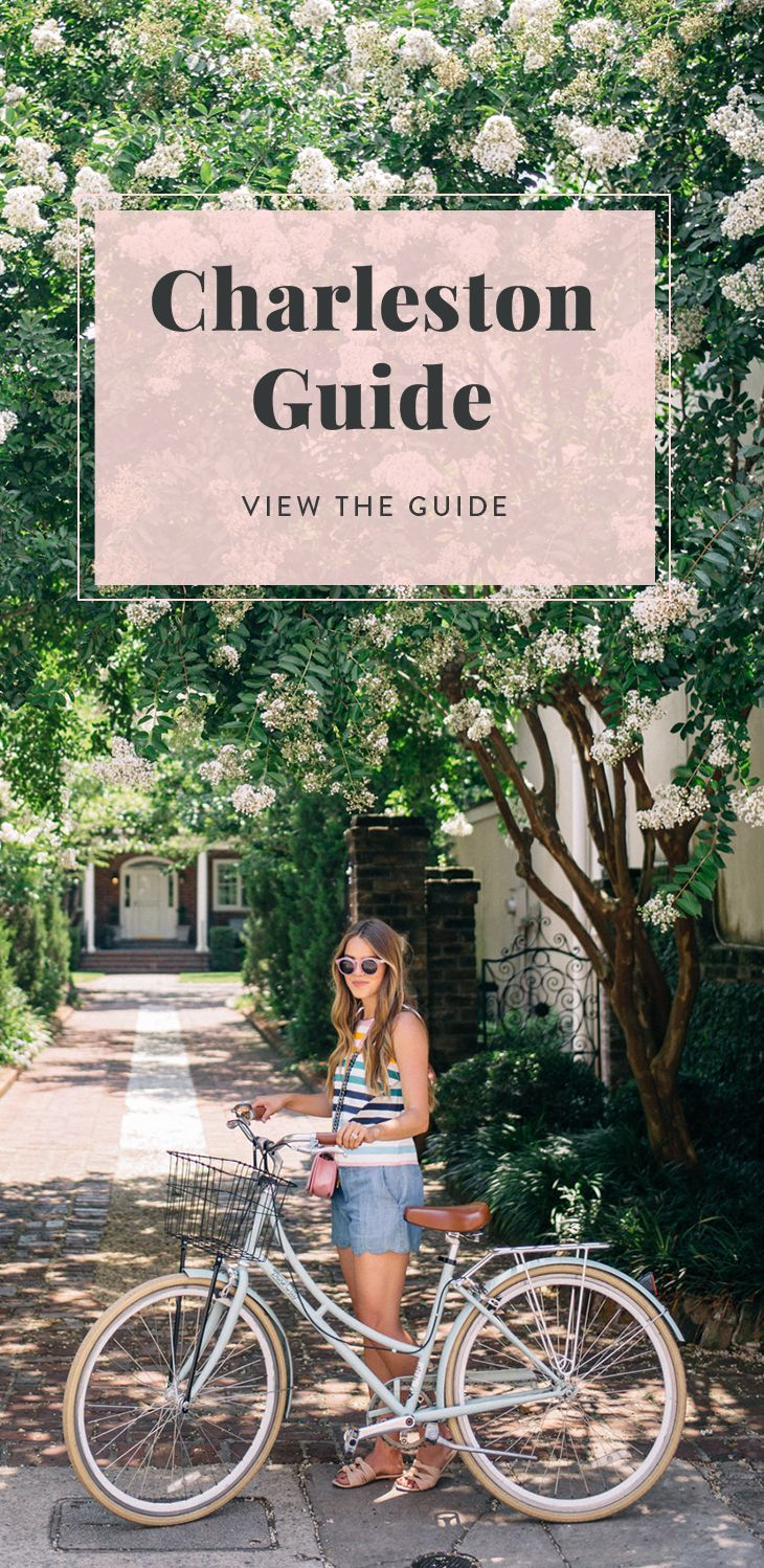 Tourist Guide for Charleston, SC