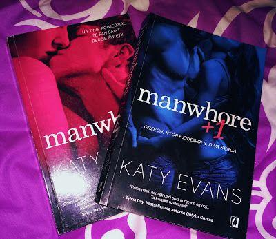 """Poligon domowy: Oddaj jedną noc Saint'owi :) - """"Manwhore+1"""" Katy Evans"""