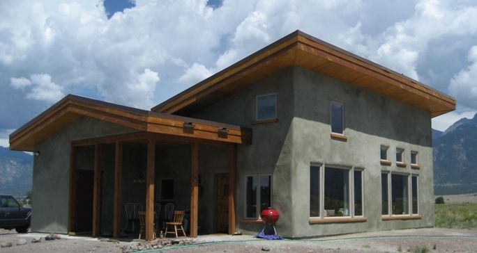 17 best images about strawbale guesthouse on pinterest for Strawbale house plans