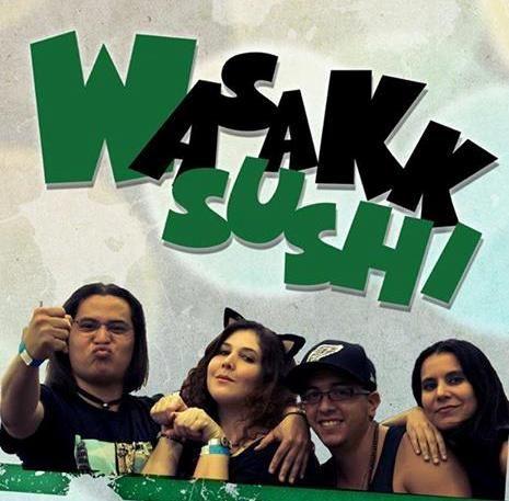 Wasakk Sushi (Guasacaca Sushi) es una agrupación que durante 10 años ha ejecutado versiones de las bandas sonoras de las series animadas de nuestra infancia, en convenciones de animación a nivel nacional. Desde Mazinger Z hasta los Thundercats y Naruto, Wasakaka se desplaza a través de distintos géneros del rock sin limitaciones- como es común …