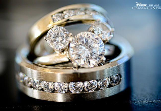 11 Disney Wedding Ideas That Aren't Cheesy | Photo by: DisneyWeddings.com | TheKnot.com