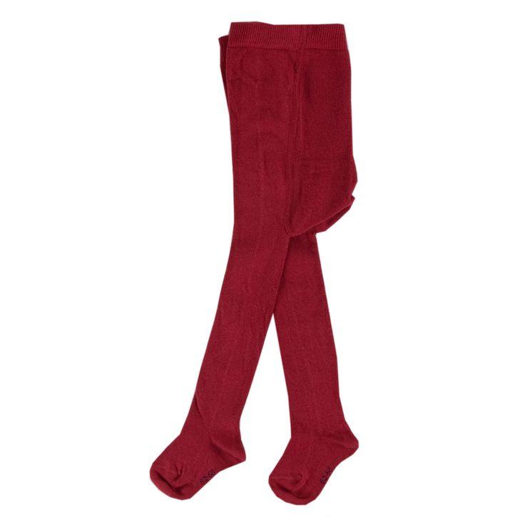 Calzamaglia IOBIO rosso bacca Composizione: 98% cotone biologico, 2% elastan CODICE PRODOTTO: 094111-00/0331