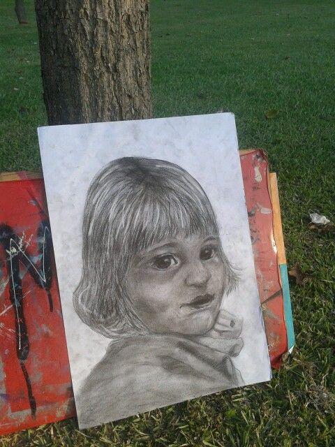 Retrato gris