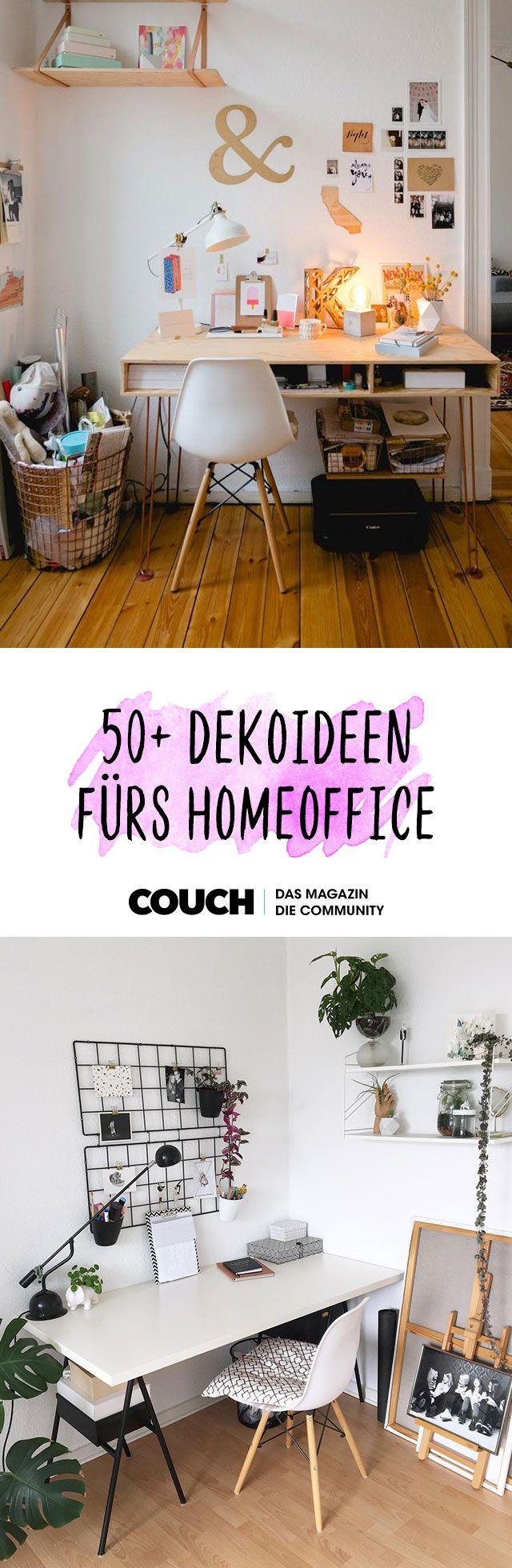 Homeoffice • Bilder & Ideen   Homeoffice einrichten   Pinterest