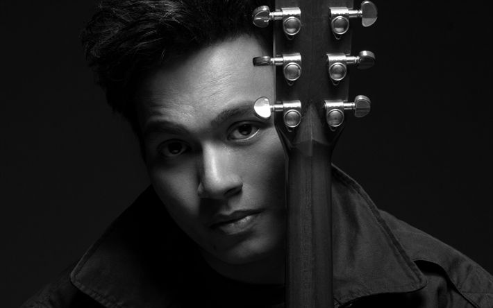 Download wallpapers Rendy Pandugo, 4k, Indonesian singer, portrait, musician, Indonesia