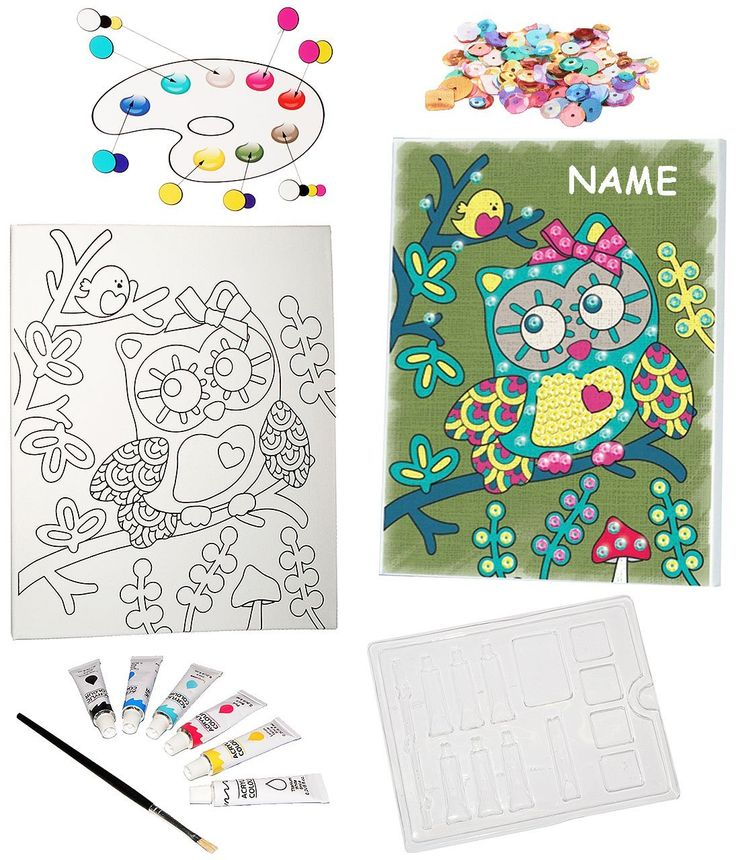 Wandbild Malen Welche Farben : Steine   incl Name  nach Farben incl Pinsel & Acryl Farben