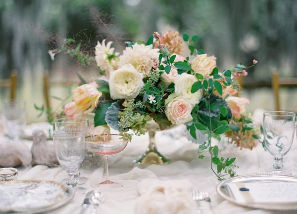 Elegant Outdoor Charleston Wedding at Fenwick Hall