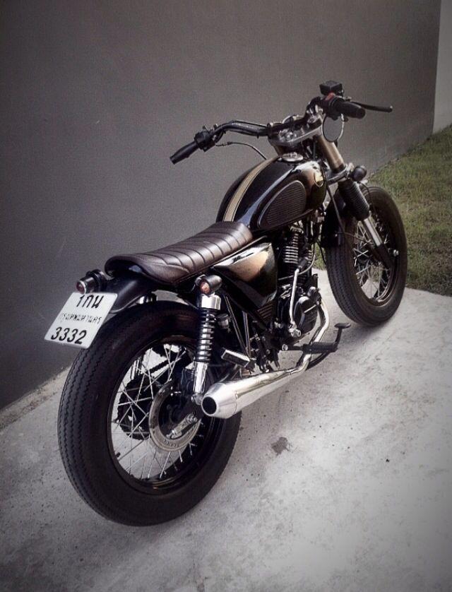 Brat style CT150