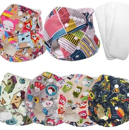 $4.99 - cloth diapers,plain cloth diapers