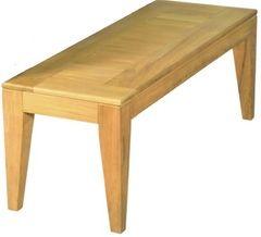 "Elegance In-outdoors Teak Dining Bench - 48""Lx17""Wx18""H"