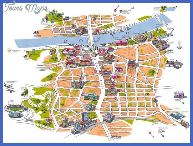 Linz public transport map Maps Pinterest Public transport