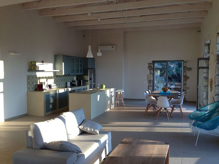 "Kreta- mooi huis voor 10 pers met panorama uitzicht en "" infinity pool"""
