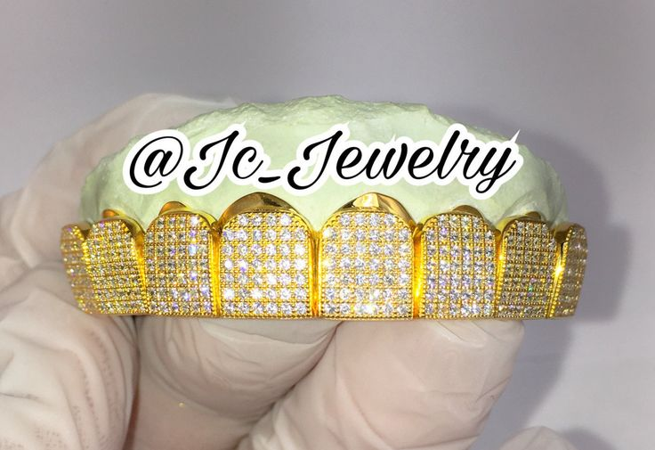 Custom 8 Top & 8 Bottom Grillz With Cz Blocks: 8 Top 8 Bottom Grillz With Cz Blocks #1 Gold Teeth Dealer Have you ever… #OnlineMarket