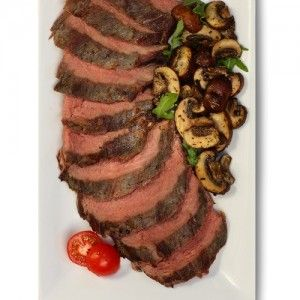 Flank Steak Sous Vide (can also use Tri-Tip)