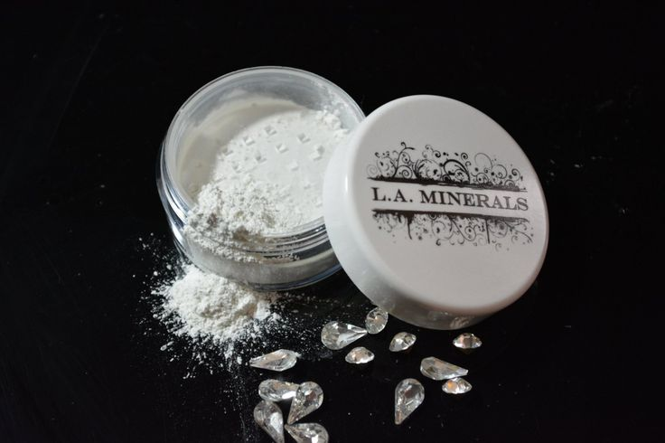 LA MINERALS HIGH DEFINITION DIAMOND VEIL