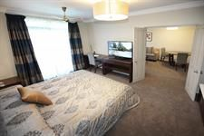 DH Rotorua - Hotel 'Smart' Suite Bedroom 0108 Distinction Hotels Rotorua, Hotel & Conference Centre